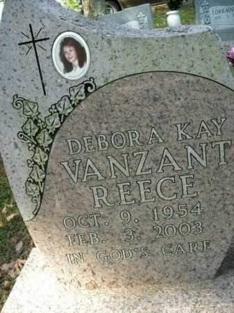 VANZANT REECE, DEBORA KAY - Boone County, Arkansas | DEBORA KAY VANZANT REECE - Arkansas Gravestone Photos