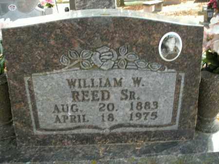 REED, SR, WILLIAM WILSON - Boone County, Arkansas | WILLIAM WILSON REED, SR - Arkansas Gravestone Photos