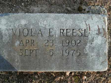 REESE, VIOLA E. - Boone County, Arkansas | VIOLA E. REESE - Arkansas Gravestone Photos