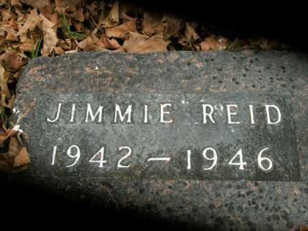 REID, JIMMIE - Boone County, Arkansas | JIMMIE REID - Arkansas Gravestone Photos