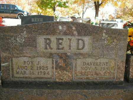 REID, ROY J. - Boone County, Arkansas | ROY J. REID - Arkansas Gravestone Photos