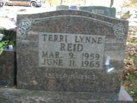 REID, TERRI LYNNE - Boone County, Arkansas   TERRI LYNNE REID - Arkansas Gravestone Photos