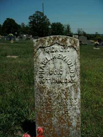 REYNOLDS  (VETERAN UNION), CHARLES L. - Boone County, Arkansas | CHARLES L. REYNOLDS  (VETERAN UNION) - Arkansas Gravestone Photos