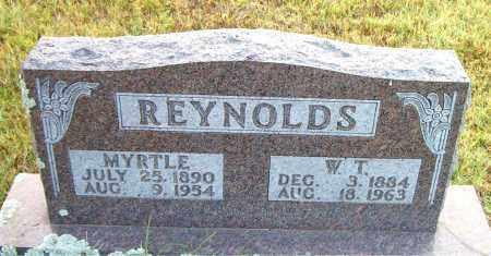 REYNOLDS, WILLIAM T. - Boone County, Arkansas | WILLIAM T. REYNOLDS - Arkansas Gravestone Photos