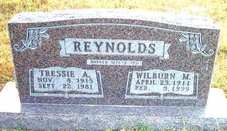 REYNOLDS, TRESSIE ANN - Boone County, Arkansas | TRESSIE ANN REYNOLDS - Arkansas Gravestone Photos
