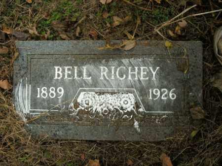 RICHEY, BELL - Boone County, Arkansas | BELL RICHEY - Arkansas Gravestone Photos