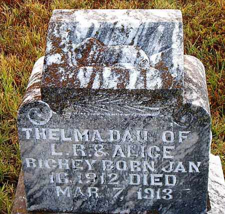 RICHEY, THELMA - Boone County, Arkansas   THELMA RICHEY - Arkansas Gravestone Photos
