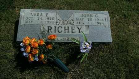 RICHEY, VERA ELMA - Boone County, Arkansas | VERA ELMA RICHEY - Arkansas Gravestone Photos