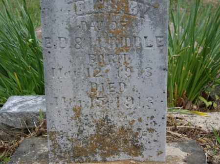RIDDLE, BABY DAUGHTER - Boone County, Arkansas | BABY DAUGHTER RIDDLE - Arkansas Gravestone Photos