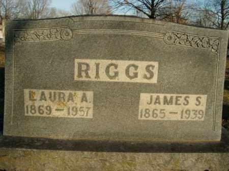 RIGGS, LAURA A. - Boone County, Arkansas | LAURA A. RIGGS - Arkansas Gravestone Photos