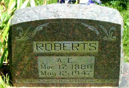 ROBERTS, ABSALOM ELIJAH - Boone County, Arkansas | ABSALOM ELIJAH ROBERTS - Arkansas Gravestone Photos
