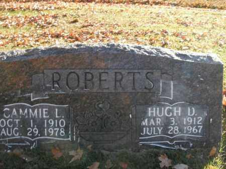 ROBERTS, CAMMIE L. - Boone County, Arkansas | CAMMIE L. ROBERTS - Arkansas Gravestone Photos