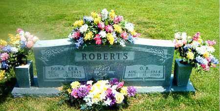 ROBERTS, DORA LEA - Boone County, Arkansas | DORA LEA ROBERTS - Arkansas Gravestone Photos