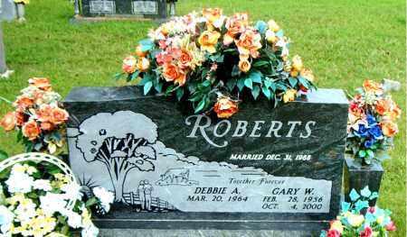 ROBERTS, GARY W. - Boone County, Arkansas | GARY W. ROBERTS - Arkansas Gravestone Photos