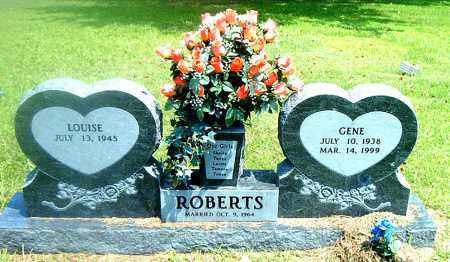 ROBERTS, GENE - Boone County, Arkansas   GENE ROBERTS - Arkansas Gravestone Photos