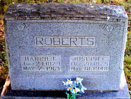 ROBERTS, HARRIET T. - Boone County, Arkansas | HARRIET T. ROBERTS - Arkansas Gravestone Photos