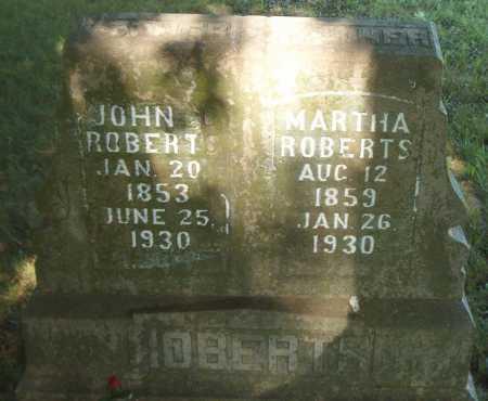 ROBERTS, JOHN CALHOUN - Boone County, Arkansas | JOHN CALHOUN ROBERTS - Arkansas Gravestone Photos