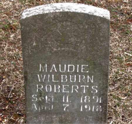 ROBERTS, MAUDIE - Boone County, Arkansas | MAUDIE ROBERTS - Arkansas Gravestone Photos