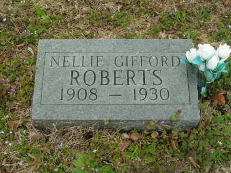 GIFFORD ROBERTS, NELLIE - Boone County, Arkansas | NELLIE GIFFORD ROBERTS - Arkansas Gravestone Photos