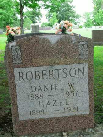 ROBERTSON, HAZEL - Boone County, Arkansas | HAZEL ROBERTSON - Arkansas Gravestone Photos