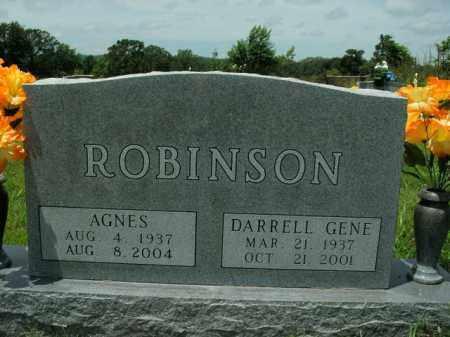 ROBINSON, DARRELL GENE - Boone County, Arkansas | DARRELL GENE ROBINSON - Arkansas Gravestone Photos