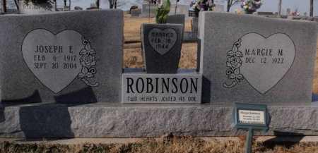ROBINSON, JOSEPH E. - Boone County, Arkansas | JOSEPH E. ROBINSON - Arkansas Gravestone Photos