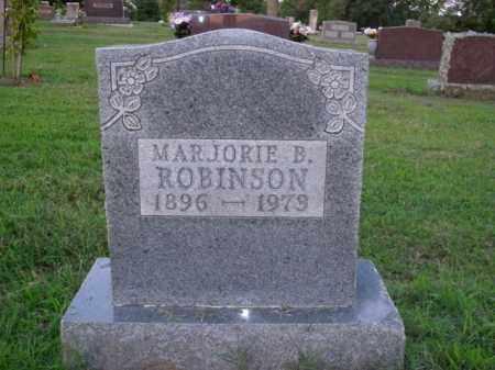 ROBINSON, MARJORIE B. - Boone County, Arkansas | MARJORIE B. ROBINSON - Arkansas Gravestone Photos