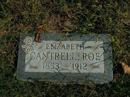 ROE, ELIZABETH - Boone County, Arkansas   ELIZABETH ROE - Arkansas Gravestone Photos