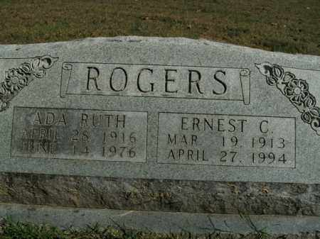 ROGERS, ADA RUTH - Boone County, Arkansas | ADA RUTH ROGERS - Arkansas Gravestone Photos