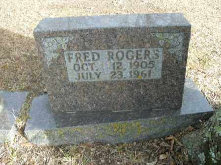 ROGERS, FRED RICHARD - Boone County, Arkansas | FRED RICHARD ROGERS - Arkansas Gravestone Photos