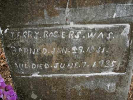 ROGERS, TERRY - Boone County, Arkansas | TERRY ROGERS - Arkansas Gravestone Photos