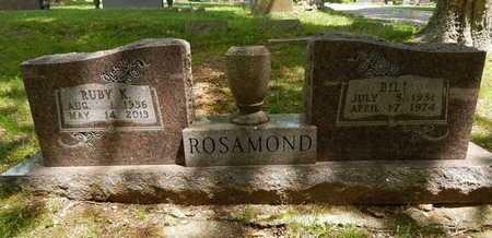 ROSAMOND, BILL - Boone County, Arkansas | BILL ROSAMOND - Arkansas Gravestone Photos