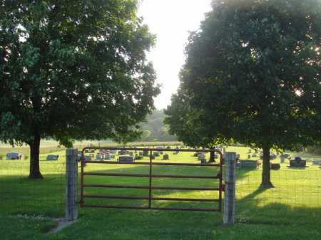 *ROSCOE CEMETERY OVERVIEW,  - Boone County, Arkansas |  *ROSCOE CEMETERY OVERVIEW - Arkansas Gravestone Photos