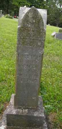 ROSE, WILLIAM B. - Boone County, Arkansas | WILLIAM B. ROSE - Arkansas Gravestone Photos