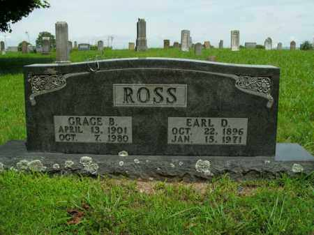 ROSS, GRACE B. - Boone County, Arkansas | GRACE B. ROSS - Arkansas Gravestone Photos