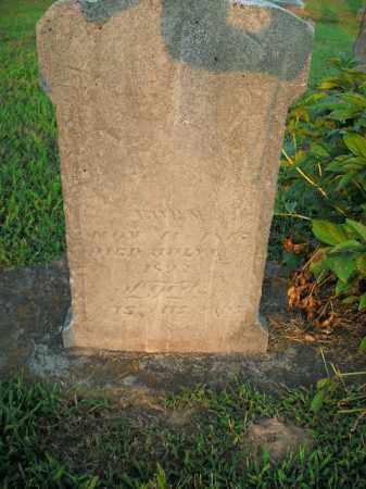 ROULSTON, MARY K. (POLLY) - Boone County, Arkansas | MARY K. (POLLY) ROULSTON - Arkansas Gravestone Photos