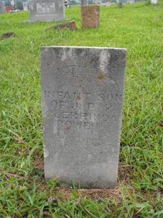 ROWEN, INFANT SON - Boone County, Arkansas   INFANT SON ROWEN - Arkansas Gravestone Photos