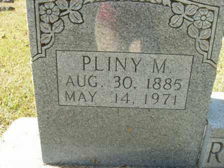 ROWLAND, PLINY M. - Boone County, Arkansas | PLINY M. ROWLAND - Arkansas Gravestone Photos