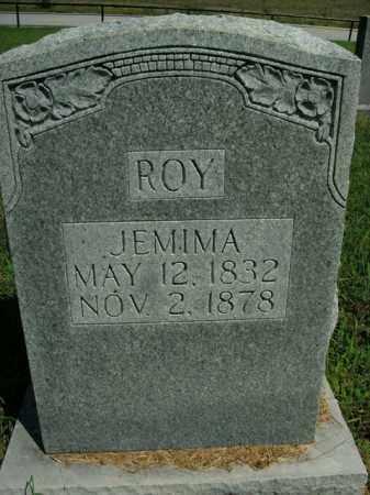 ROY, JEMIMA - Boone County, Arkansas | JEMIMA ROY - Arkansas Gravestone Photos