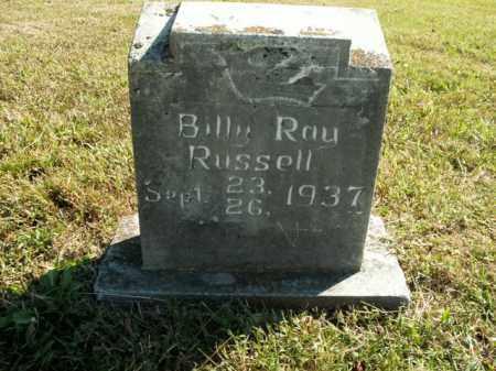 RUSSELL, BILLY RAY - Boone County, Arkansas   BILLY RAY RUSSELL - Arkansas Gravestone Photos