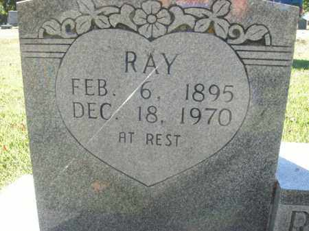 RUSSELL, RAY - Boone County, Arkansas | RAY RUSSELL - Arkansas Gravestone Photos