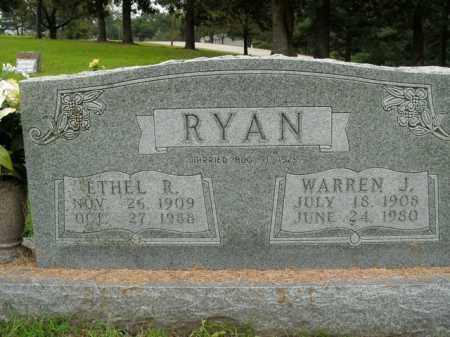 THOMASON RYAN, ETHEL R. - Boone County, Arkansas | ETHEL R. THOMASON RYAN - Arkansas Gravestone Photos