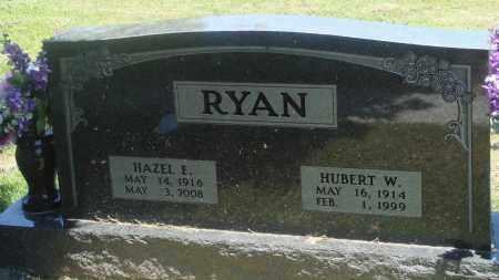 RYAN, HAZEL E - Boone County, Arkansas | HAZEL E RYAN - Arkansas Gravestone Photos