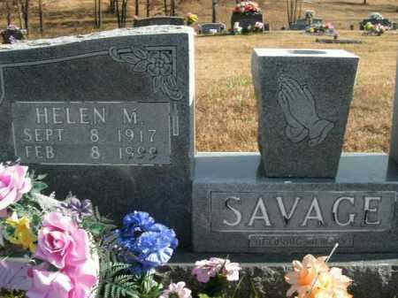 HAMLET SAVAGE, HELEN M. - Boone County, Arkansas | HELEN M. HAMLET SAVAGE - Arkansas Gravestone Photos