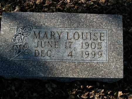 SCARSDALE, MARY LOUISE - Boone County, Arkansas   MARY LOUISE SCARSDALE - Arkansas Gravestone Photos