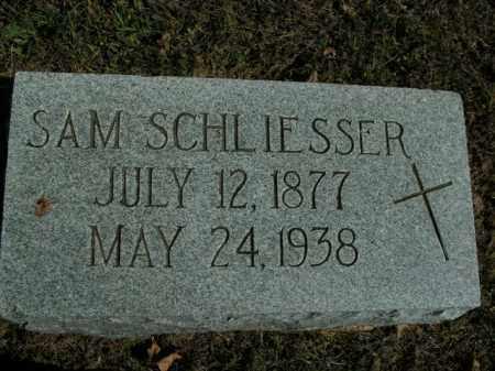 SCHLIESSER, SAM - Boone County, Arkansas | SAM SCHLIESSER - Arkansas Gravestone Photos