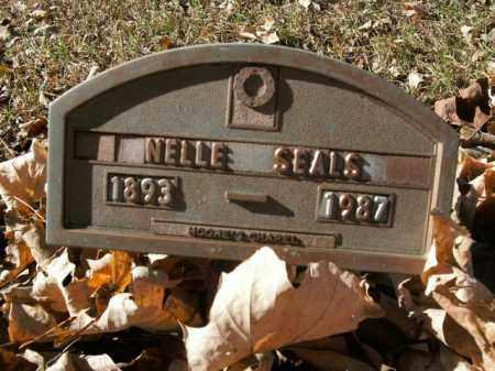 SEALS, NELLE - Boone County, Arkansas   NELLE SEALS - Arkansas Gravestone Photos