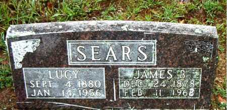 SEARS, LUCY JANE - Boone County, Arkansas | LUCY JANE SEARS - Arkansas Gravestone Photos
