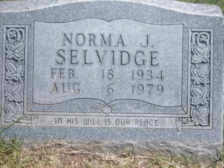 TAYLOR SELVIDGE, NORMA JEAN - Boone County, Arkansas | NORMA JEAN TAYLOR SELVIDGE - Arkansas Gravestone Photos