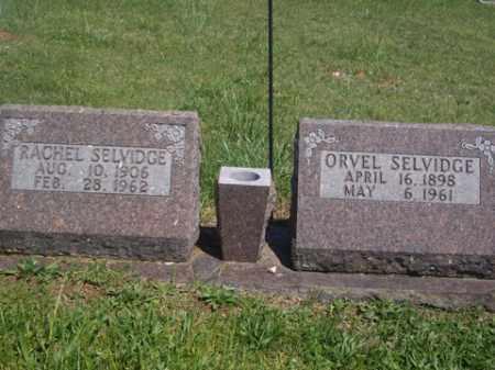 SELVIDGE, ORVEL - Boone County, Arkansas | ORVEL SELVIDGE - Arkansas Gravestone Photos